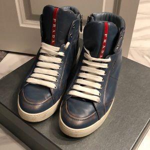 Women's Authentic Prada Sneakers size 38